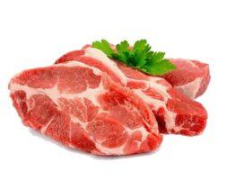 1kg Goat meat