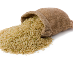 100kg bag of raw rice